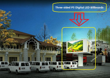 Trung Quốc High definition Out of Home Electronic Digital LED Billboard Signs 5mm Energy saving nhà máy sản xuất