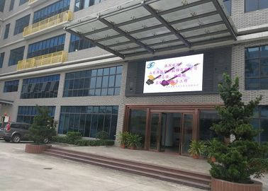 Trung Quốc DIP246 Front Service 8mm outdoor LED video wall low power consumption nhà phân phối